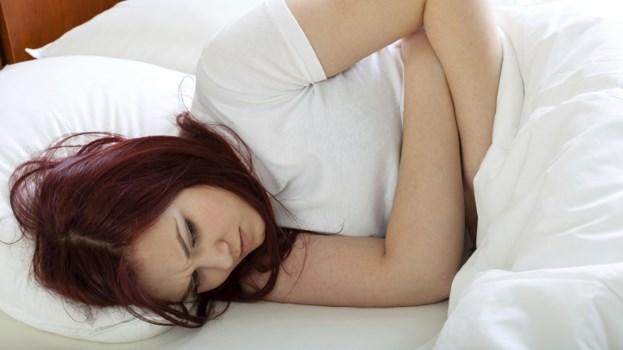 острая боль в животе после секса